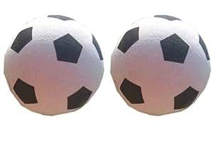 Soccer Ball Car Truck SUV Antenna Topper - 2PK