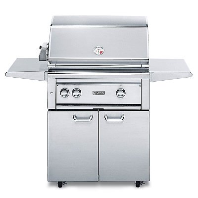 Lynx 30-inch Freestanding Grill with ProSear Burner and Brass Burner - Brown Gas - Frontgate