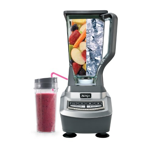 Ninja Professional Blender with Single Serve (BL740) (Ninja Pro Blender Single Serve compare prices)