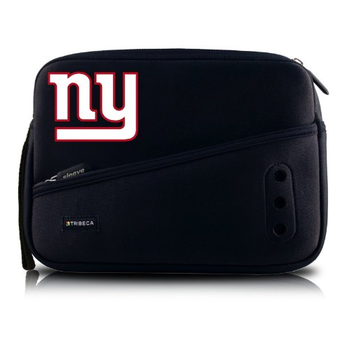 NFL New York Giants Neoprene Sleeve for 10-Inch Netbook or Tablet Computer
