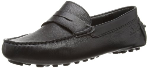 Chatham Marine Girls Tropez Loafers D1730-040 Black 4 UK, 37 EU, Regular
