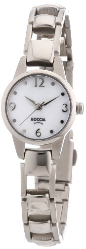 Boccia Ladies Titanium Bracelet Watch B3100-04
