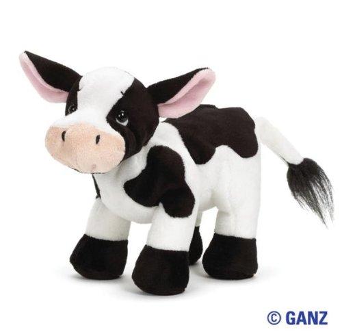 Webkinz Holstein Cow - 1