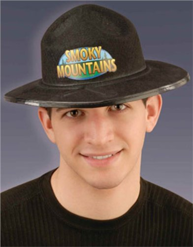 Black Mounted Police Hat