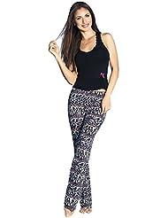 fc4cb9ce2 Adriana Arango Women s Pajama Set Trendy Tank Top Patterned Animal Prints  Pants