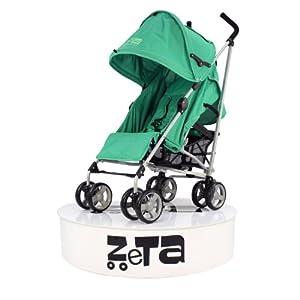 Zeta Vooom Stroller (Leaf)
