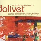 André Jolivet : Les enregistrements Erato