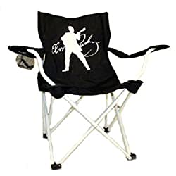 Elvis Presley Folding Beach / Camping Chair w/ Carry Bag