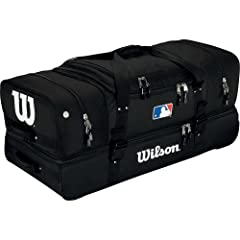 Wilson Umpire Bag On Wheels   by Wilson