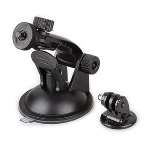 Universal Saugerhalter + Stativ Adapter Tripod Mount für Kamera GoPro Hero 3/2/1