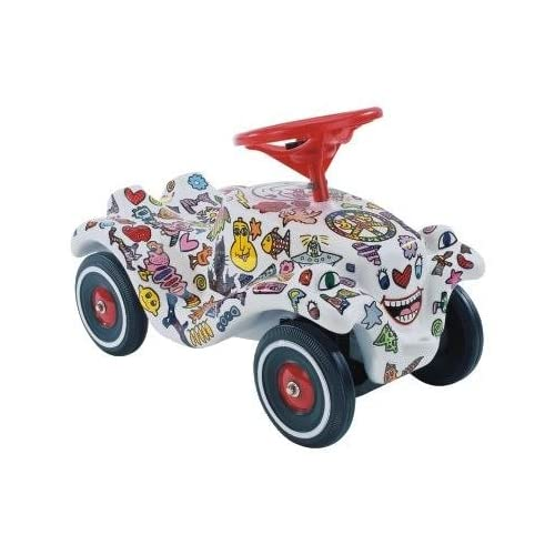 bobby car 1296 big bobby car art collection james rizzi. Black Bedroom Furniture Sets. Home Design Ideas