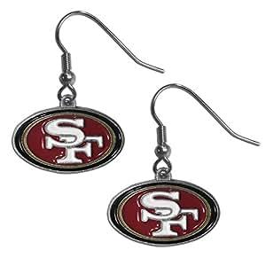 NFL San Francisco 49ers Dangle Earrings