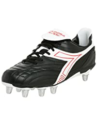 Diadora Men's Rugby Low Leather Rugby Cleat
