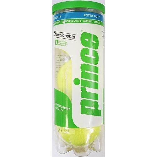 Prince 4 Championship Tennis Balls
