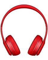 Beats by Dr. Dre Solo2 Casque Audio - Rouge - Avec câble