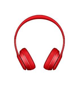 Beats Solo2 Casque Audio supra-auriculaires - Rouge Brillant