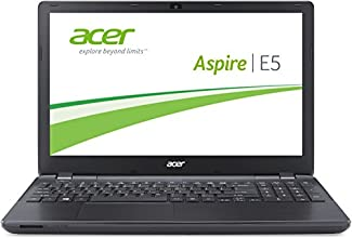 Acer Aspire E5-571G-507L 39,6 cm (15,6 Zoll HD) Notebook (Intel Core i5-5200U, 2,7GHz, 8GB RAM, 500GB HDD, Nvidia GeForce 840M, DVD, Win 8.1) schwarz
