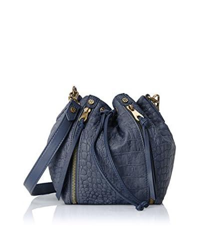 Joelle Hawkens Women's Dakota Drawstring Bag, Denim