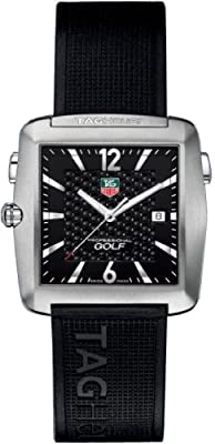 TAG Heuer Men's WAE1111.FT6004 Professional Golf Watch by TAG Heuer