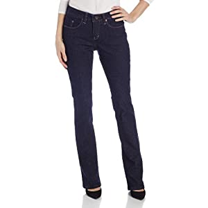 Jag Jeans Women's Tall Foster Long Boot Cut Jean, Rinse, 10