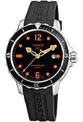 Tissot Seastar Automatic Black Dial Men's watch #T066.407.17.057.01