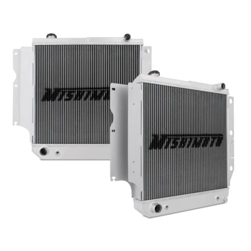 Mishimoto MMRAD-WRA-87 Aluminum Performance Radiator for Jeep Wrangler YJ/TJ, Manual and Automatic Transmission (Mishimoto Radiator Jeep Tj compare prices)