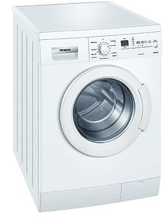 Siemens WM14E3G4 Lave linge 6 kg 1400 trs/min A+ Blanc