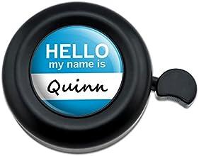 Quinn Hello My Name Is Bicycle Handlebar Bike Bell