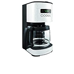 Delfino Coffee Maker Replacement Carafe : Cuisinart Coffee Maker - 12 cup - White Coffee Outlet Direct