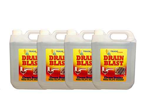 trade-chem-scarico-blast-5-pulitore-per-scarico-lavello-un-blocker-elimina-il-999-di-batteri-5-l