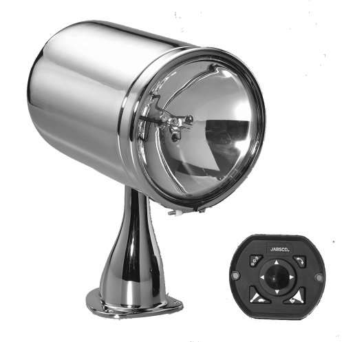 """Jabsco 6"""" Chrome Plated Remote Control Searchlight - Jabsco - 63022-0012 at Sears.com"""