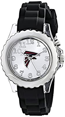 "Game Time Youth NFL-FLB-ATL ""Flash Black"" Watch - Atlanta Falcons"