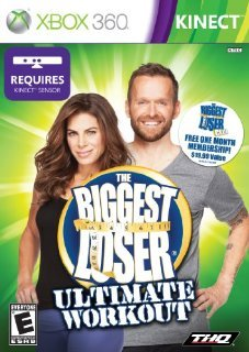 The Biggest Loser Ultimate Workout (Xbox Kinect)
