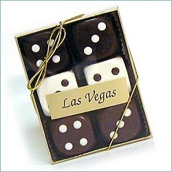 Chocolate Dice, WhiteChocolates
