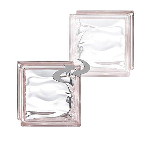 6-piezas-bm-bloques-de-vidrio-agua-reflejo-rosa-satinado-por-un-lado-vidrio-mate-19x19x8-cm