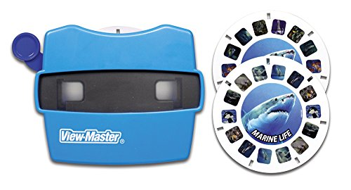 Basic Fun View Master Classic Viewer with 2 Reels Marine Life Toy - 1