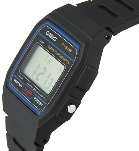 Casio Youth Digital Watch For Men Buy Casio Youth Digital Black