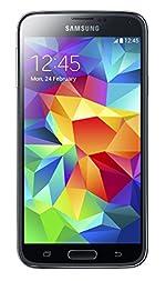 Samsung Galaxy S5 G900FD DUOS 16GB 4G LTE Unlocked GSM Dual-SIM Quad-Core Smartphone - Blue