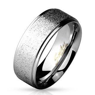 anillo-de-los-hombres-acero-inoxidable-pulido-con-arena-con-2-de-alto-brillo-pulido-exterior-anillos