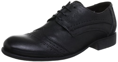 Camel Active Men's Durban 14 Oxfords 177.14.03 Black 6.5 UK