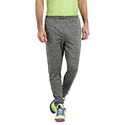 Proline Active Men's Track Pants (8907007331958 _63001525010_XX-Large_Charcoal Marl)