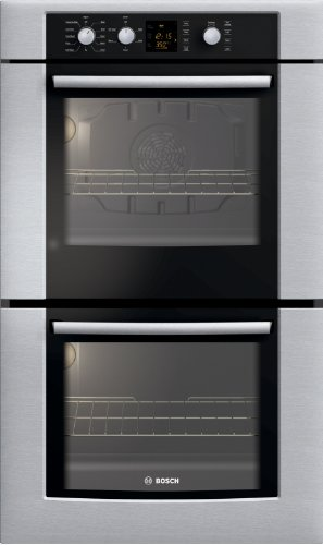 Bosch HBL3550UC 30 300 Series Double Electric Wall Oven