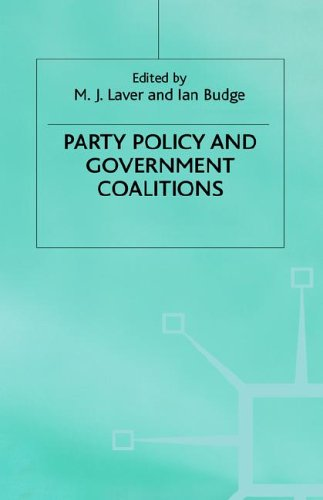 Party Policy and Government Coalitions