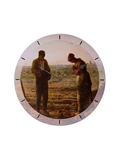 Artopweb Reloj De Pared Millet Angelus