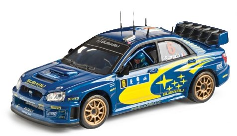 subaru-impreza-n6-tdc-2005-143-vitesse-auto-rally-modello-modellino-die-cast