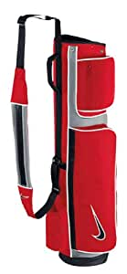 Nike Golf Weekend Carry Golf Bag, Red