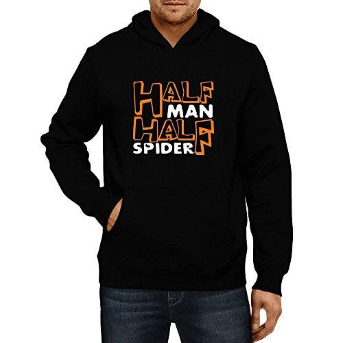 Idakoos - HALF MAN , HALF Spider - Animals - Hoodie