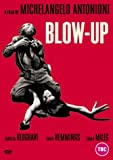 Blow Up [DVD] [1966] cult film