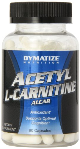 Dymatize Nutrition Acetyl L-Carnitine, 90 Capsules