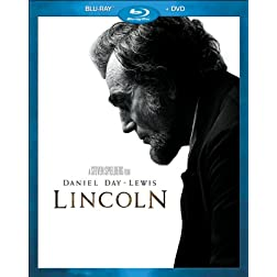 Lincoln (Two Disc Blu-ray Combo Pack)